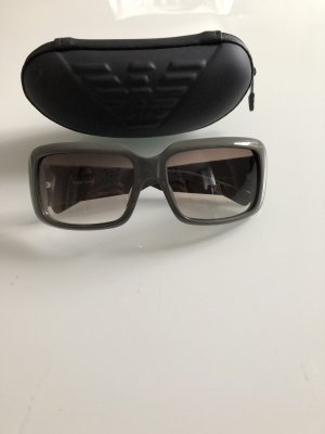 Emporio Armani Angular Shaped Sunglasses grey
