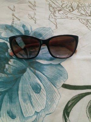 Emporio Armani Gafas albaricoque-marrón