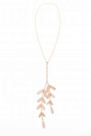 Emporio Armani Statement Necklace gold-colored casual look