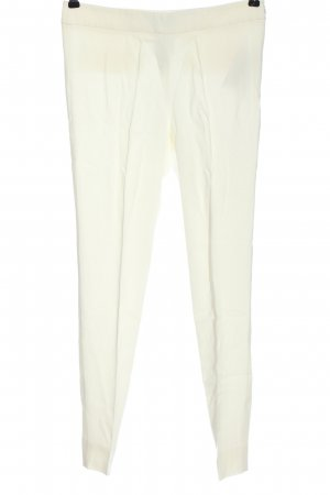 Emporio Armani Jersey Pants white casual look
