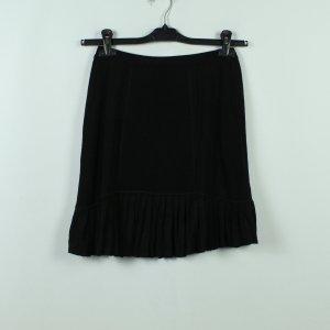 Emporio Armani Falda de punto negro Viscosa