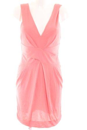 Emporio Armani Trägerkleid pink Casual-Look