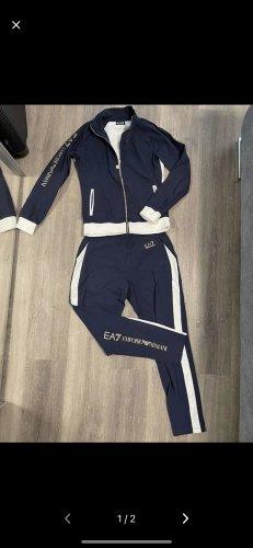 Emporio Armani Sports Vests dark blue