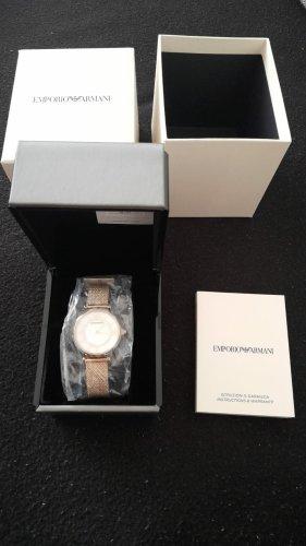 Emporio Armani Reloj digital color oro
