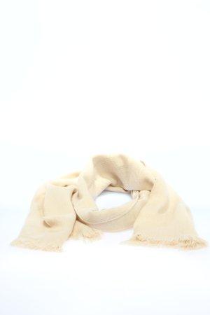 Emporio Armani Wollschal creme Casual-Look