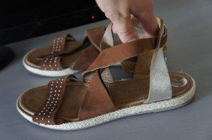 EMU AUSTRALIA Sandalen Größe 38 Leder