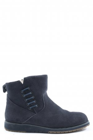 EMU Australia Slouch Booties blue casual look