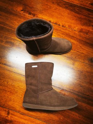 EMU Australia Winter Boots brown