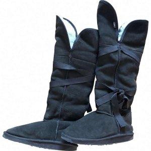 Emu Boots Australia Original Schwarz Gr. 38