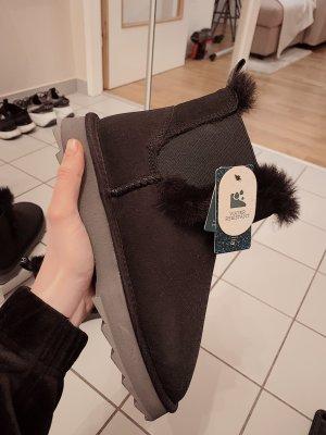 Emu Boots schwarz 40