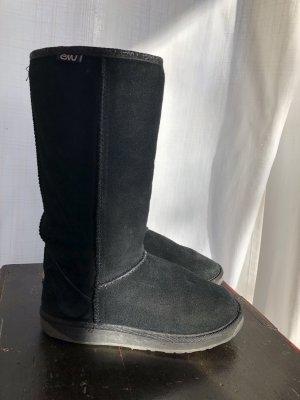 EMU Boots schwarz