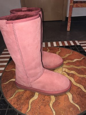 Emu Boots Stinger High (wie Uggs Tall) in gr 42 in Rosarot