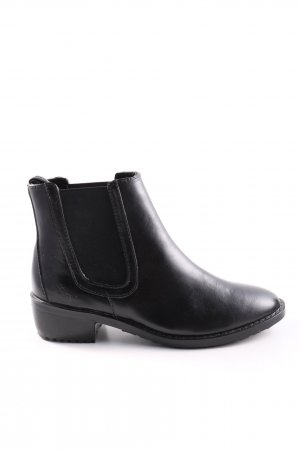 Emu Chelsea Boots black business style