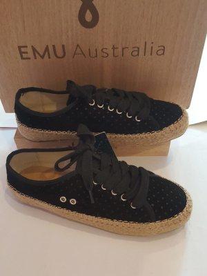 EMU Espadrilles Agonis schwarz Gr 41
