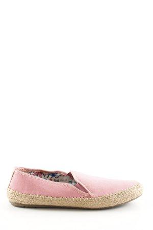 Emu Espadrilles-Sandalen pink-wollweiß Casual-Look