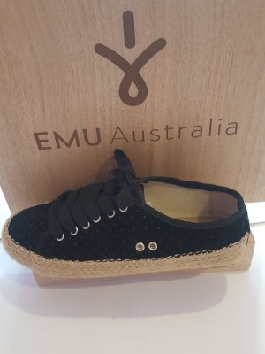 EMU Espadrilles schwarz Agonis Gr 40
