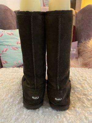 Emu Stiefel Boots Braun Gr 38