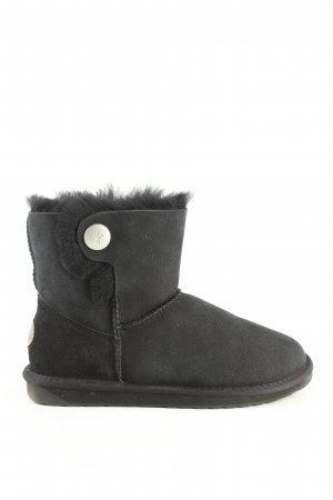 Emu Winter-Stiefeletten schwarz Casual-Look