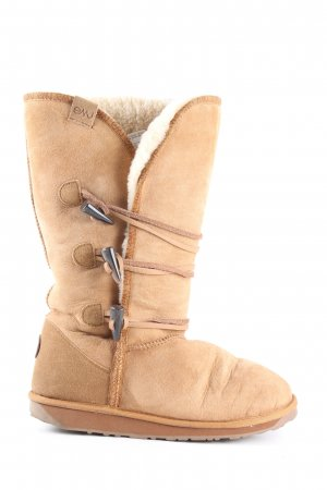Emu Winterstiefel nude Casual-Look