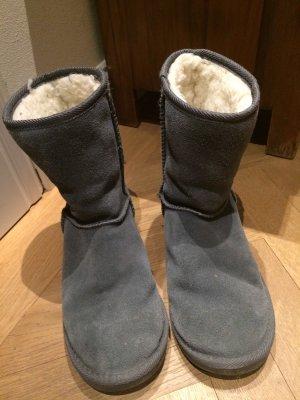 Emu Wool Boots Grau