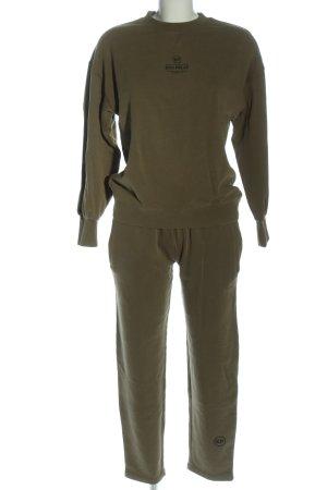 Ena Pelly Jersey Twin Set khaki Casual-Look