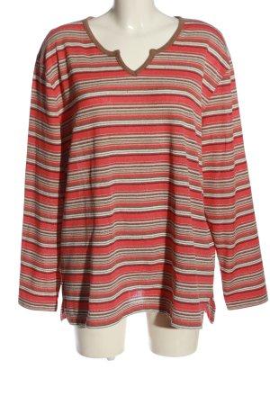 encadée V-Ausschnitt-Pullover