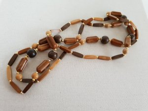 Boutique Ware Pearl Necklace light brown-brown