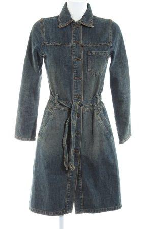 Jeanskleid blau Business-Look