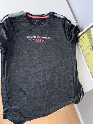 Endurance Shirt schwarz Gr. 40