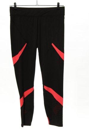 Energee Tregging zwart-roze atletische stijl