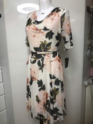Enfocus Damen Blumen Kleid Neu 36