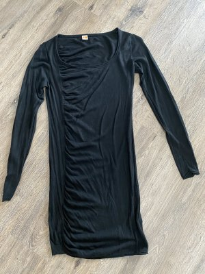 Boss Orange Knitted Dress black