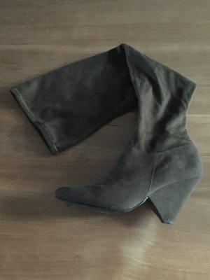3 Suisses Hoge laarzen groen-grijs-oker