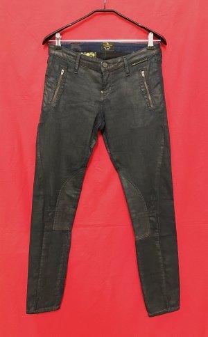 Vivienne Westwood Vaquero skinny azul oscuro tejido mezclado