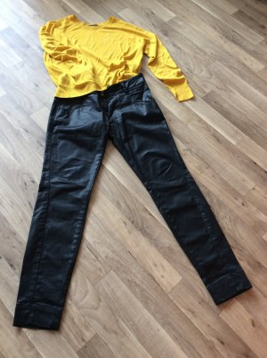 MET Pantalone jersey nero Cotone
