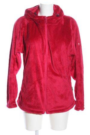 Engelbert Strauss Chaqueta de piel sintética rojo look casual