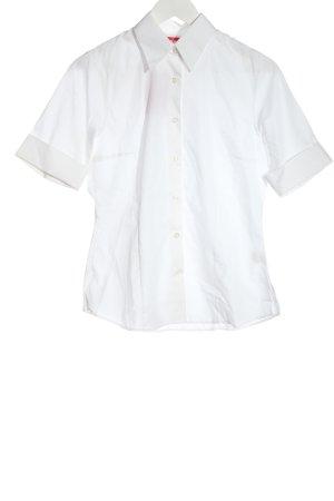 Engelbert Strauss Chemise à manches courtes blanc style décontracté