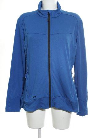 Engelbert Strauss Sportjacke blau Casual-Look