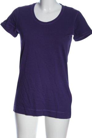 Engelbert Strauss T-Shirt lila Casual-Look