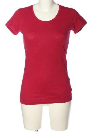 Engelbert Strauss T-Shirt pink Casual-Look