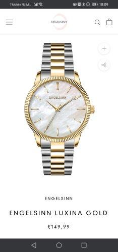 Engelsinn LUXINA Gold Uhr