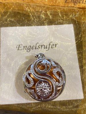 Engelsrufer Pendant silver-colored-cognac-coloured