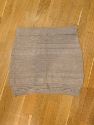 Amisu Knitted Skirt multicolored