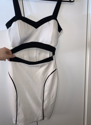 Enges Cut-Out-Kleid