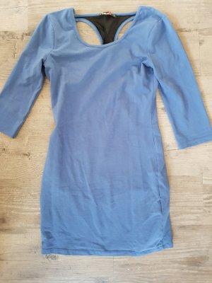FB Sister Robe Sweat bleu acier