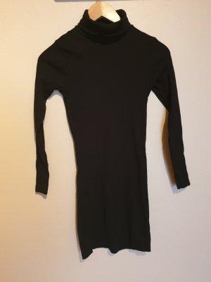 Brave Soul Sukienka z długim rękawem czarny