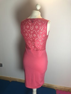 H&M Abito jersey rosa