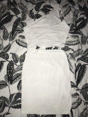 Enges Kleid weiß ASOS