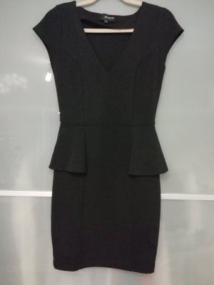 Concept Reserved Mini Dress black