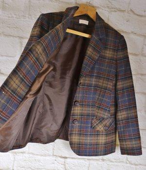 Fair Lady Blazer en tweed multicolore tissu mixte